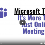 Cappuccino Chat - Episode 24 - MS Teams - More Than Just Online Meetings!